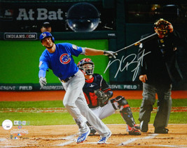 KRIS BRYANT Signed Chicago CUBS 2016 World Series Homerun 16x20 Photo - ... - $320.46