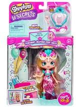 Shopkins Pearlina's Mermaid Pool Party Lil Secrets Shoppie Doll - $15.88