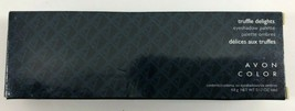 New Sealed AVON Truffle Delights Eyeshadow Palette RASPBERRY CREAM TRUFFLE - $9.85