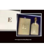 Elton John Gold Passport Holder & Luggage Tag - $12.99