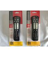 Lot of 2 RCA universal big button remotes - $17.00