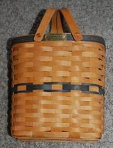 Longaberger 1996 Collectors Club Membership Basket - $42.06