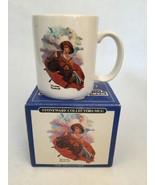Norman Rockwell Stoneware Collector Mug Mariners Long John Silver The Ad... - $8.38