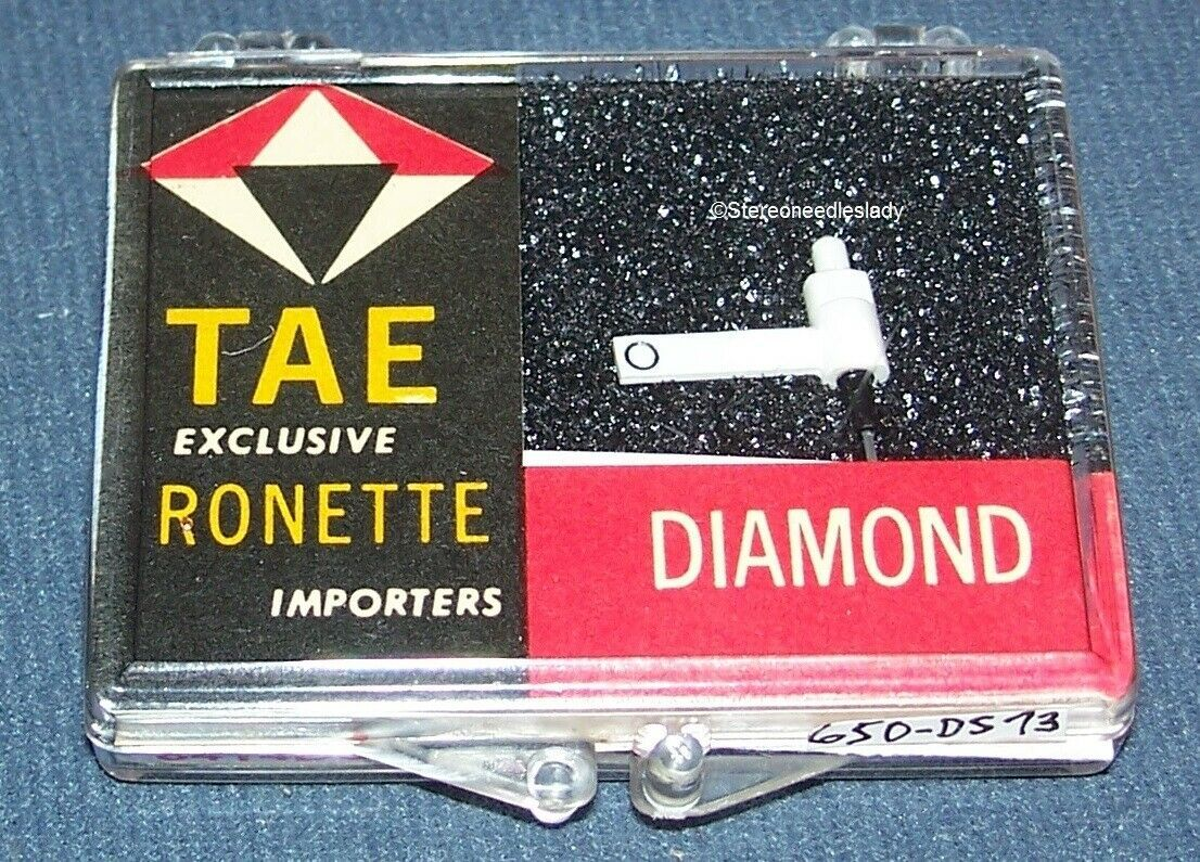 RECORD PLAYER TURNTABLE NEEDLE for RCA 122057 120695 RMP-205-2 650-DS73