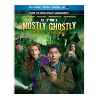R.L. Stine's Mostly Ghostly: Have You Met My Ghoulfriend? Blu-ray+DVD+DIGITAL
