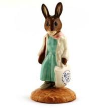 "Royal Doulton Bunnykins ""Shopper""  Bunnykins Figurine DB-233 - $59.39"