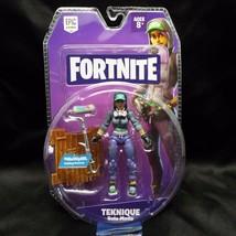 "Fortnite Teknique Solo Mode 4"" Action Figure Epic Games Jazwares - $9.99"
