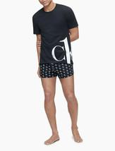 calvin Klein CK ONE Logo Crewneck Graphic T-Shirt, Black, Small - $19.79