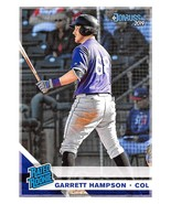2019 Donruss #38 Garrett Hampson NM-MT Rockies Rated Rookie  - $2.59