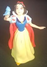 "Snow White Cake Topper 1990's (3 1/8"") - $3.55"