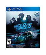 Need for Speed - PlayStation 4 [video game] - $9.64