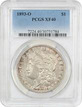 1893-O $1 PCGS XF40 - Scarce Date - Morgan Silver Dollar - Scarce Date - $552.90