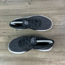 Nike Flex Contact Youth Black Sneakers Size 5Y Textile Upper - $18.85