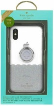 KATE SPADE Iphone XS MAX Right Stand and Protective Hardshell - $39.97