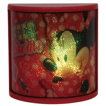 Walt Disney Classic Minnie Mouse Art Image Sweet Like Me Lighted Magnet NEW - $6.85