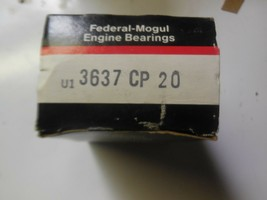 Federal Mogul Engine Bearings 3637 CP 20 New (Pack of 2) image 2