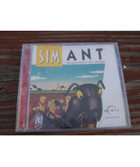 SimAnt  - 1996 Scholastic Classics - Retro PC and Mac CD Game - EA Maxis... - $4.50