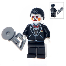 Saw Horror Halloween Minifigures Toy Custom Minifig Building Superheroes - $3.49