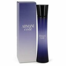 Armani Code by Giorgio Armani Eau De Parfum Spray for Women - $69.99+
