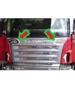 Scania P/G/R  2004-2009 Series Chrome Grill Air Flow Trim Stainless Stee... - $53.86