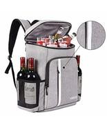 FORICH Backpack Cooler Insulated Leak Proof Cooler Backpack Bag Lightwei... - $37.92