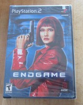 End Game Sony Playstation 2 Brand New  - $17.81