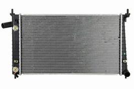 RADIATOR CU2283 FOR 99 00 01 SAAB 9-5 2.3L 4 CYL TURBO image 3