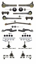 15 Piece Tie Rod Ball Joint Idler Arm Kit for 1990-05 Chevy Astro & Safari (AWD) - $200.53