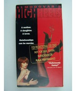 Almodovar's High Heels VHS Video Promo Screener Victoria Abril Marisa Pa... - $23.95