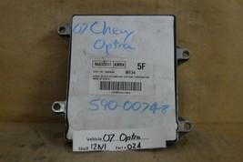 2007 Chevrolet Optra AT Engine Control Unit ECU 96832811 Module 24 12N1 - $14.84