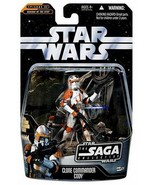 Star Wars Saga Collection Clone Commander Cody with Mini Hologram Figure - $34.99