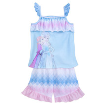 Disney Store Frozen Short Sleep Set for Girls Sz 3T 4T 7/8 - $24.99