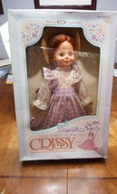 "Vintage 1982 15"" Country Fashion Growing Hair Crissy Doll  - $37.39"