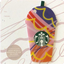 Starbucks 2018 Red Frappuccino Collectible Gift Card New No Value - $1.99