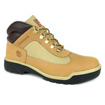 Timberland Men's Macaroni & Cheese Wheat Leather Hiker Field Boots 6532A - $179.95