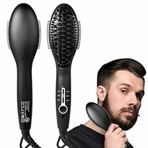 Yakuin Beard Straightener 2020 upgrade Professional beard straightening hot comb