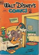 Walt Disney's Comics and Stories Comic Book #112, Dell Comics 1950 VERY GOOD - $28.92