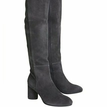 Stuart Weitzman Women's NWT $765 Eloise 75 Suede Knee High Riding Boots Size 10 - $323.40