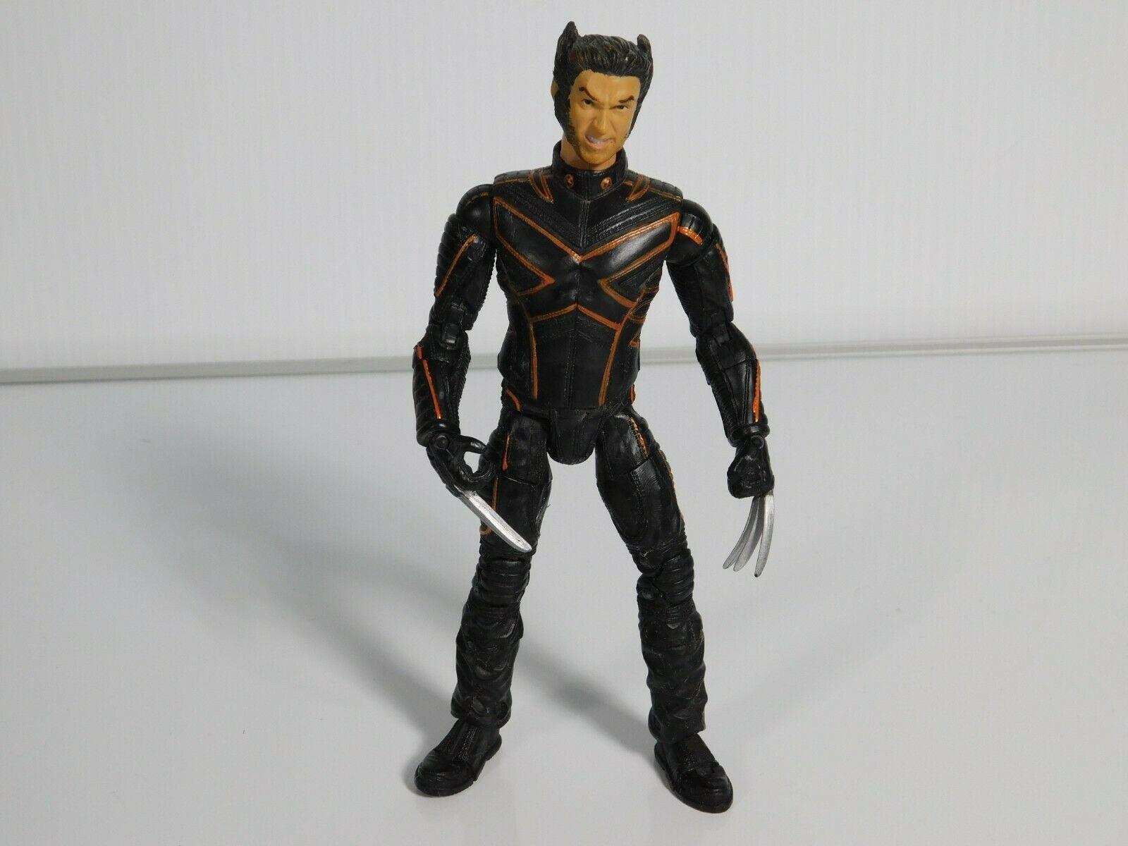 """X-MEN - Wolverine Logan Hugh Jackman 6"""" Action Figure Marvel Toy Biz 2003 Toy"""