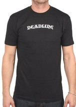 Deadline Mens Black Virgin Mary Suicide Bomber T-Shirt DL-T2305 NW image 2