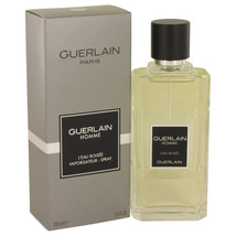 Guerlain Homme Leau Boisee by Guerlain Eau De Toilette Spray 3.3 oz for ... - $51.33