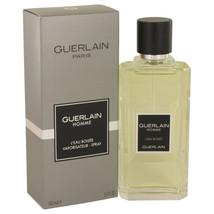 Guerlain Homme Leau Boisee by Guerlain Eau De Toilette Spray 3.3 oz for ... - $51.33