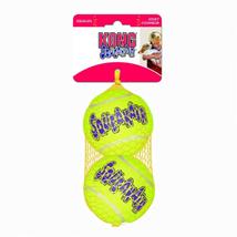 """Kong SqueakAir Ball Dog Toy, Large - 3"""" Diameter (2 Pack) - $11.55"""