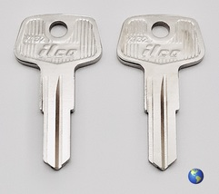 X132 Key Blanks for Various Models or Products by ACS, Sears and others (3 Keys) - $9.95