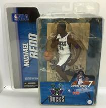 McFarlane 2004 Michael Redd Milwaukee Bucks NBA series 7 ( - $9.49
