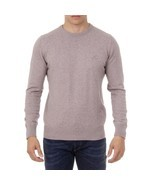 Brown M Ufford & Suffolk Polo Club Mens Sweater Long Sleeves Round Neck ... - $63.59