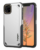For Apple iPhone 11 [Hybrid Armor] Case TPU Cover Bumper Slim Shockproof - $11.26 CAD