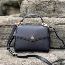 Tory Burch Robinson Small Top Handle Satchel - $239.00