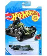 Hot Wheels - Moto Wing: HW Moto #1/5 - #88/250 (2019) *Green Edition* - $3.00