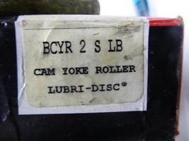 McGill BCYR 2 S LB Cylindrical Yoke Roller Chrome Steel New image 2